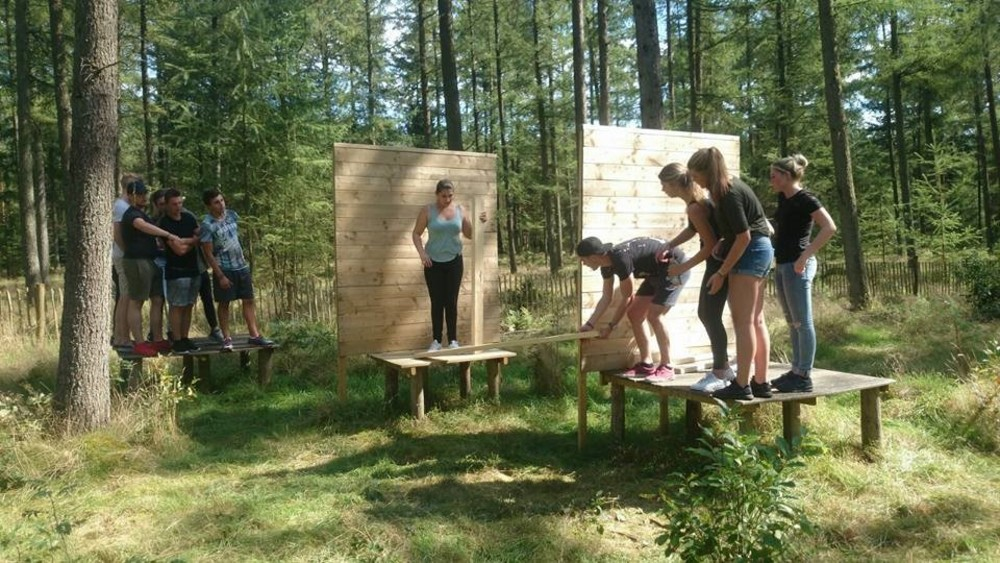 Activiteit op Kamp Buitendoor