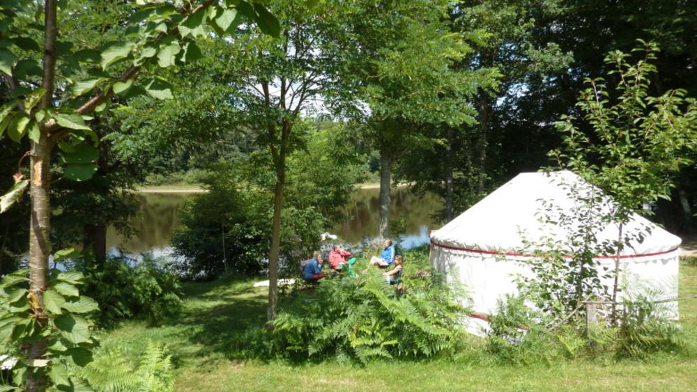 We mogen van allerlei soorten tenten genieten.