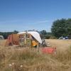 Je kampeert hier in de pure natuur, op zeer ruime plaatsen in een gemoedelijke sfeer.