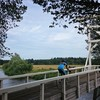 Giethmener Kerkpad: alleen voor fietsers en wandelaars