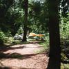 Een natuurlijker kampeerplek kun je niet vinden.