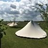 Het tentenveld