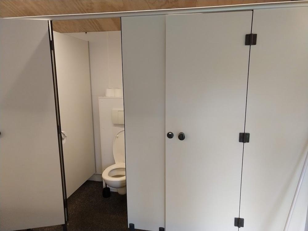 Toiletgebouw WC