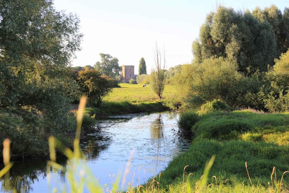 De omgeving van Voorst en Slot Nijenbeek