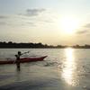 kano zonsondergang leekstermeer