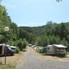 Camping beneden