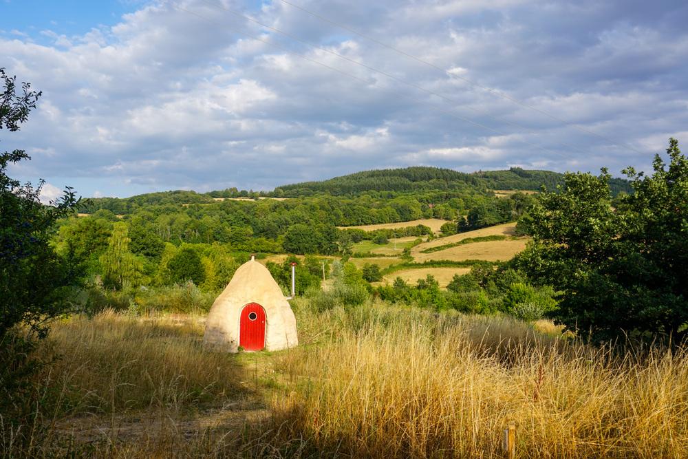 Earth Bag Dome