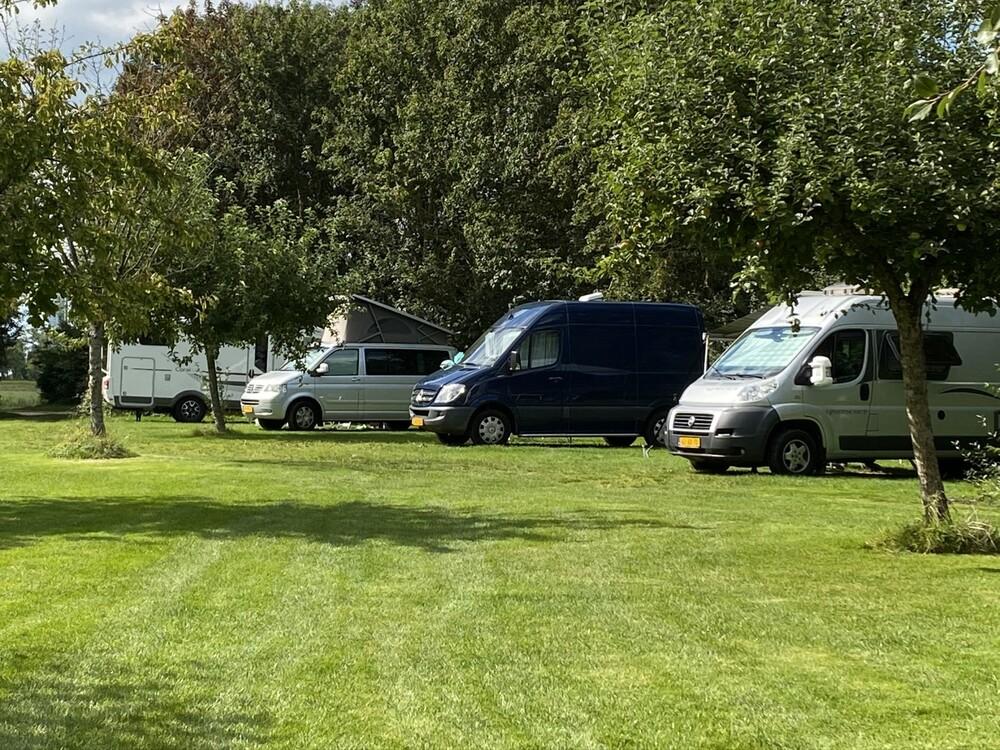 Aparte camperplaatsen